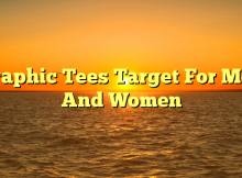 Graphic Tees Target For Men And Women